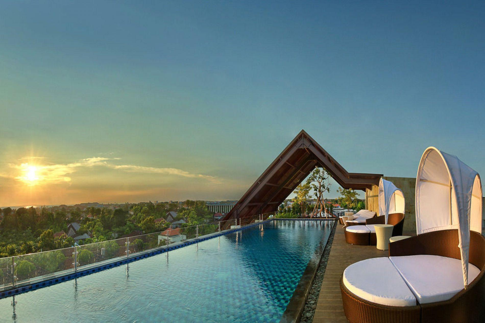 Mudahnya Para Backpaker Mencari Hotel di Bali