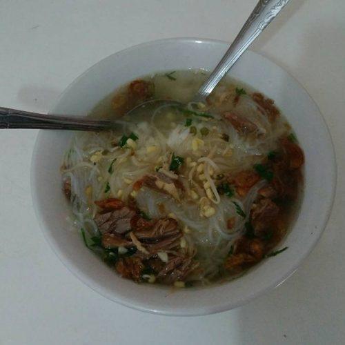 Nyuss.. Nikmatnya Soto Sapi Khas Semarang Pak Imron