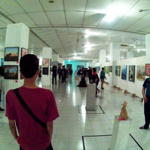 "Istimewa Hasil Karya Anak SMSR di ""Art Pardise"""