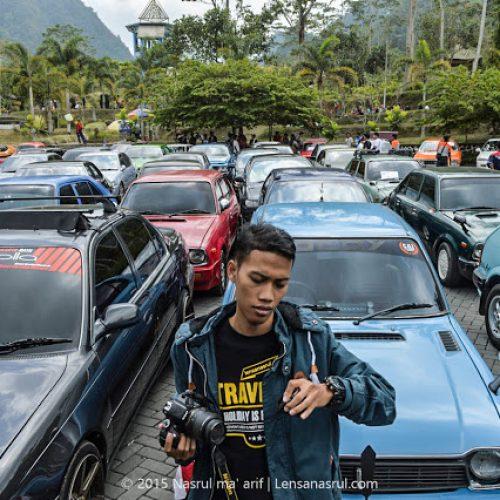 Weekend Clasic & Retro Car, Pengalaman Baru Saya