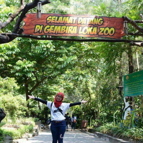 Gembiraloka Zoo Bukan Seperti Dulu Lagi