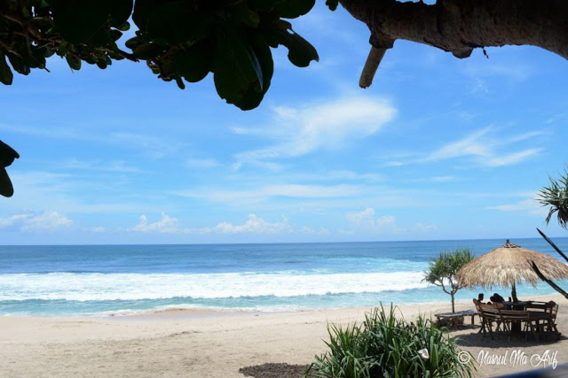 Pantai Watulawang Gunungkidul, Bagaikan Surga Dunia