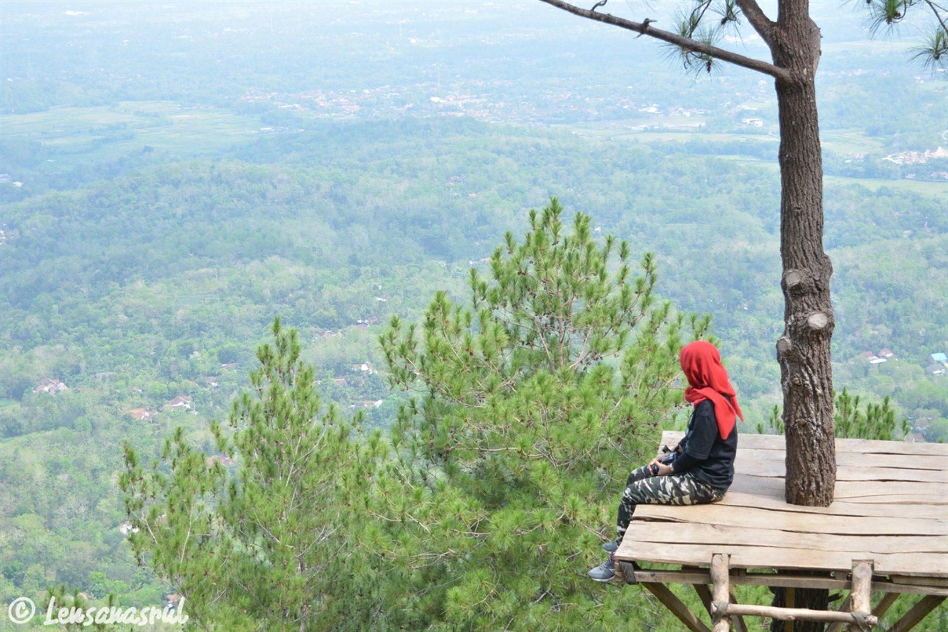 Puncak Becici, Spot Asik Penikmat Pemandangan Jogja Dari Ketinggian