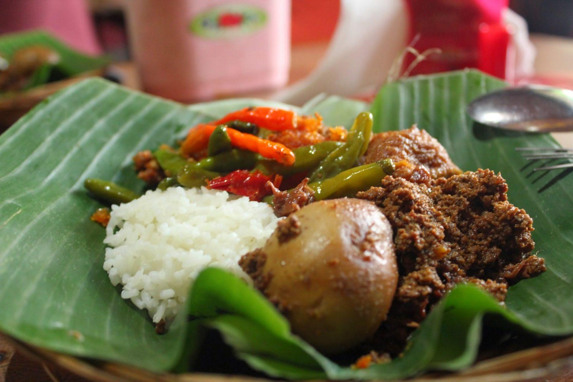 23 Desember, Festival Gudeg Wijilan, Makan Gratis