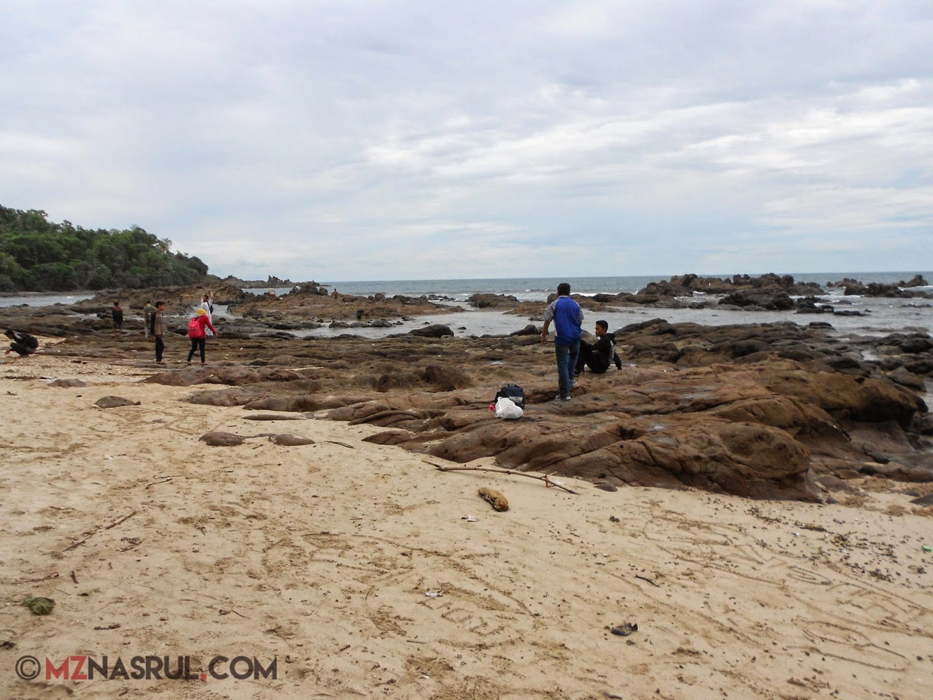 Traveling ke Pantai Wedi Ombo, Wonosari