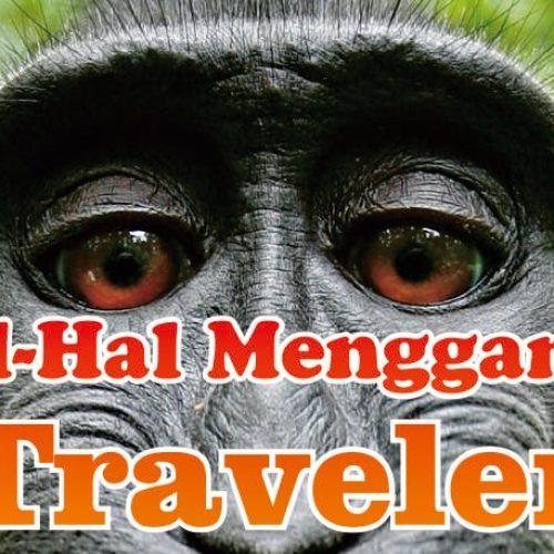 Hal-Hal Menggangu Yang Di Lakukan Traveler