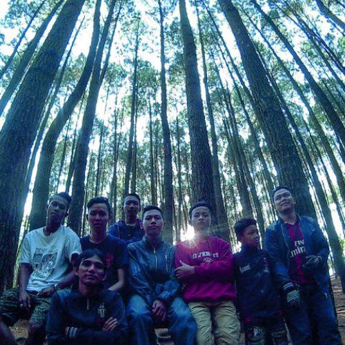 Wisata Murah Meriah Hutan Pinus Imogiri