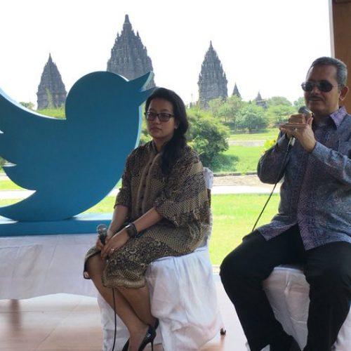 Twitter Indonesia Resmikan 3 Akun Ikon Budaya Yogyakarta Menjadi Verifikasi