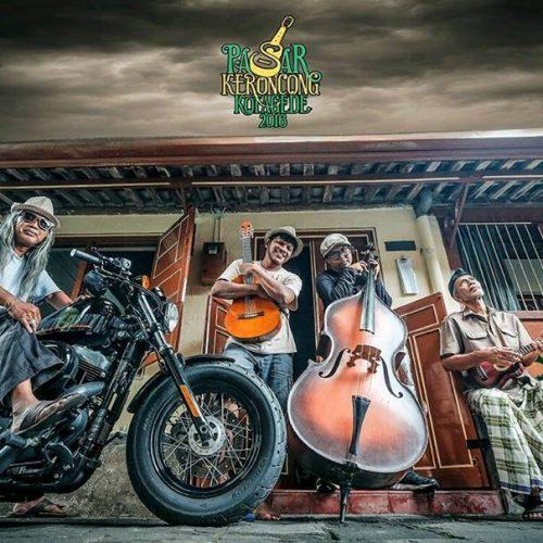 "Festival Musik Yang Harus Datang ""Pasar Keroncong Kotagede 2016"""