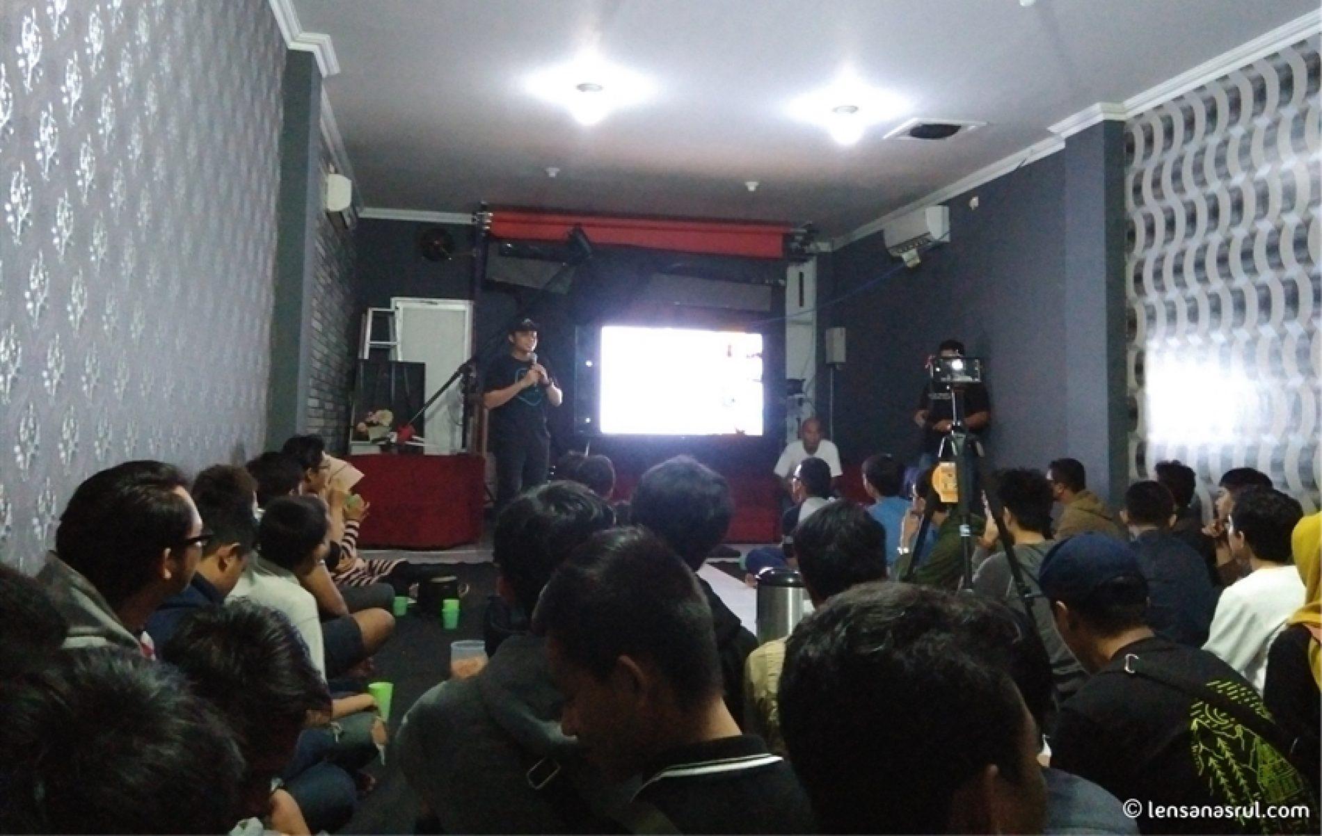 Belajar Travelling Videography Bareng DCI Yogyakarta