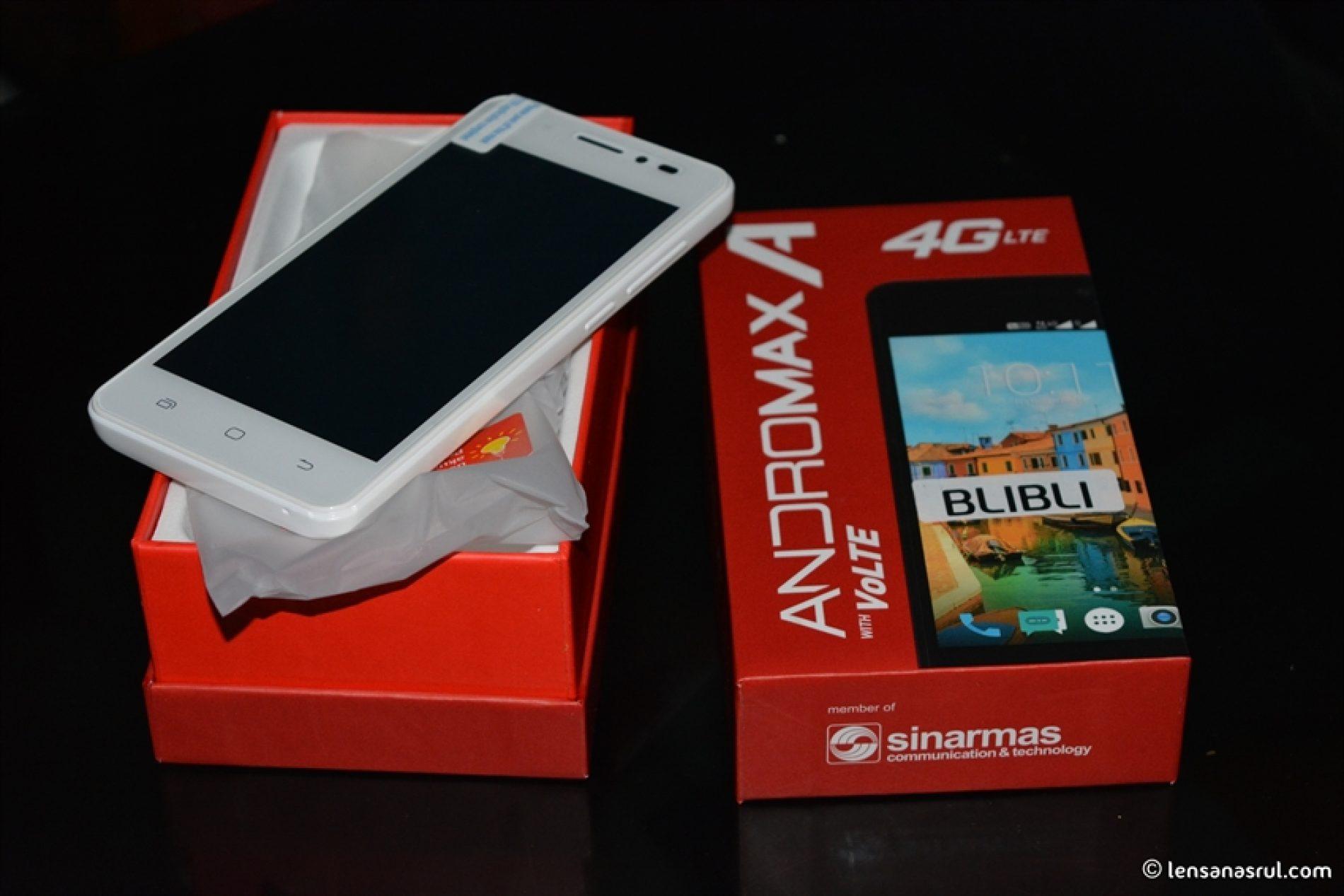 Alhamdulillah, Dapat Andromax A Smartphone Harga 99ribu
