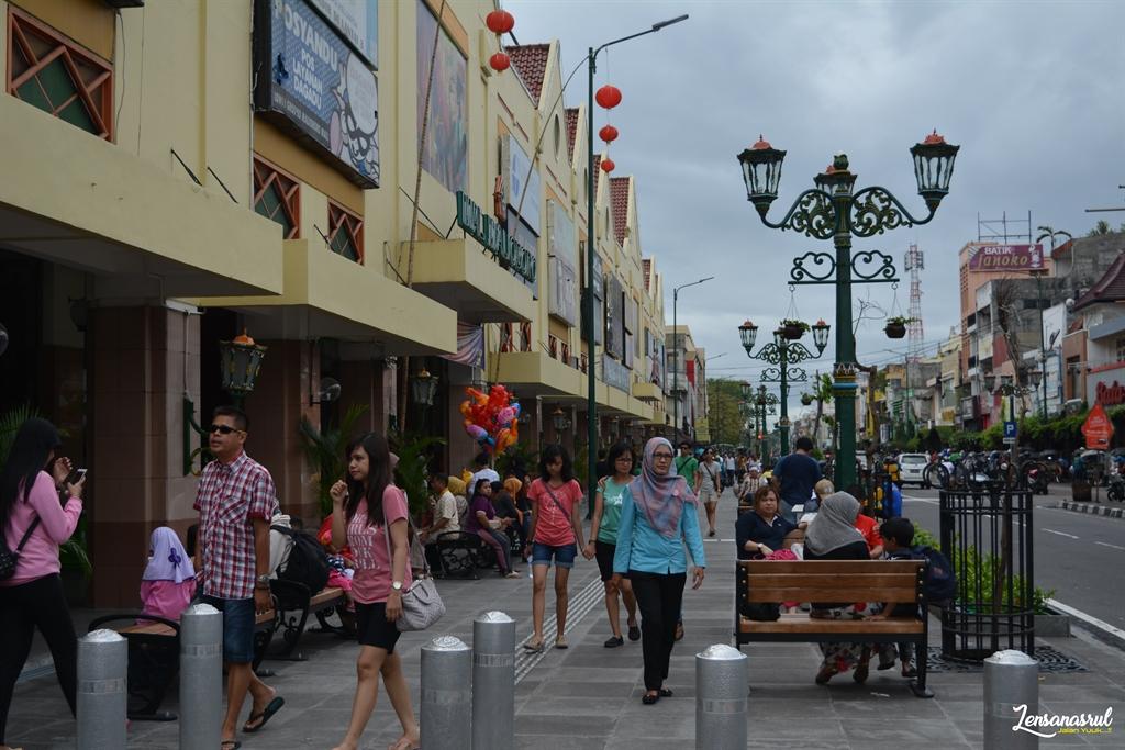 Pedestrian Malioboro