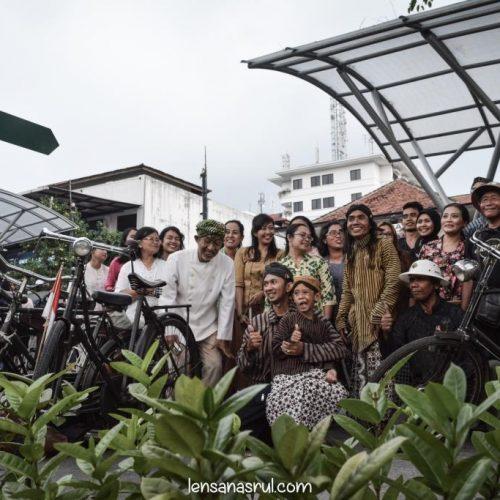 Masihkah Ada Kartini? Bersama Podjok Komunitas Onthel Yogyakarta