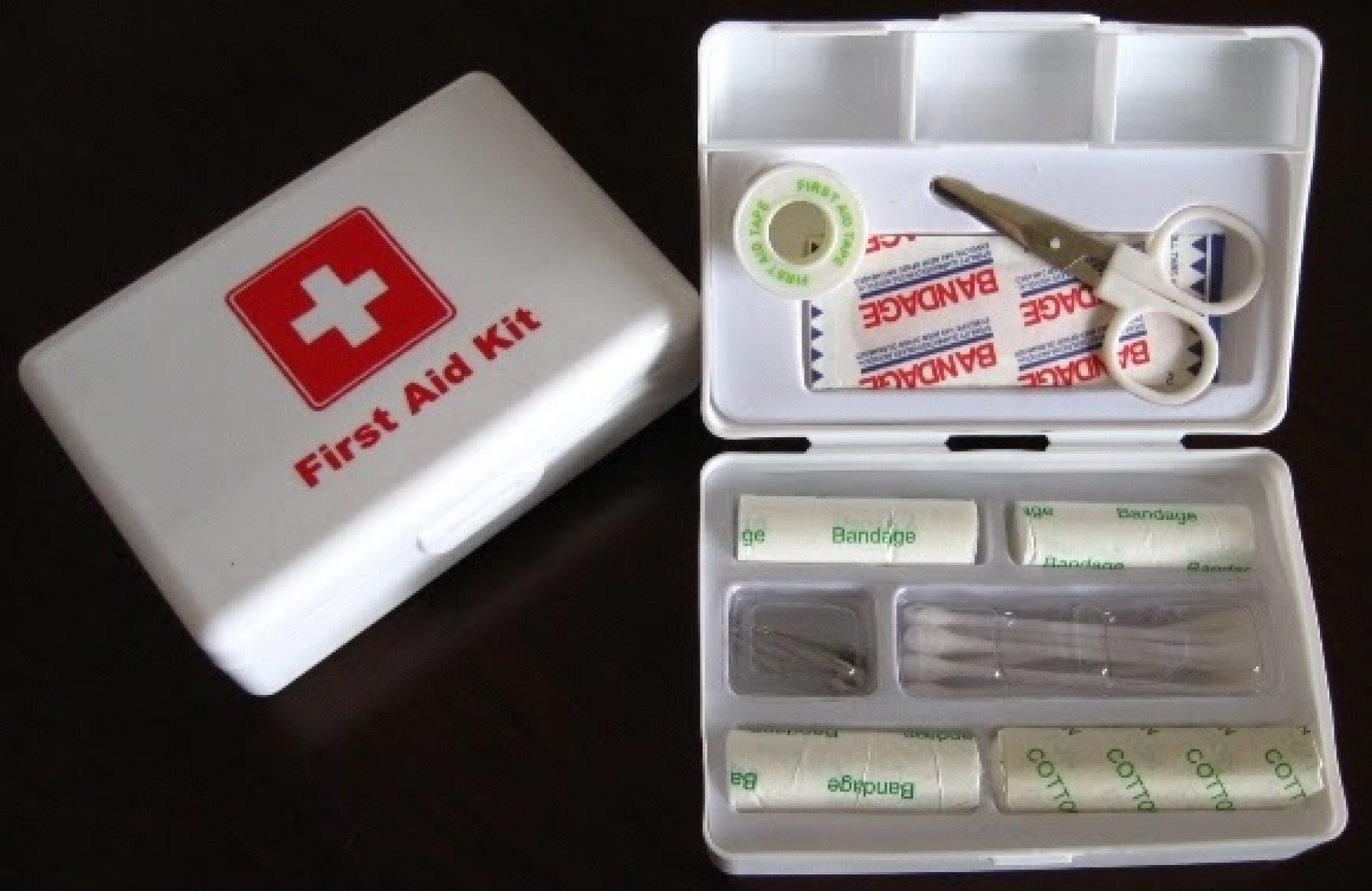 Serba Serbi Kotak P3K Saat Traveling
