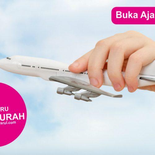Tiket Pesawat Murah dan Tips Berburu Tiket Murah Meski Tanpa Promo