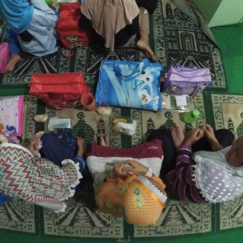 Kenikmatan Berbuka Puasa Di Masjid