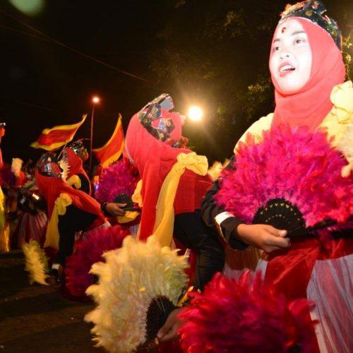 Lebaran Di Jogja Nonton Saja Festival Takbir Keliling