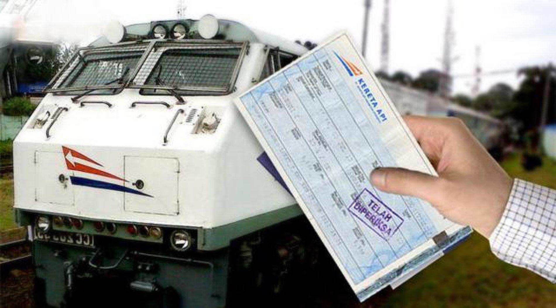 Pesan Tiket Kereta Api dengan Online Lebih Untung