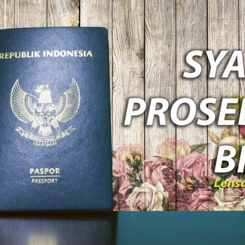 Syarat, Biaya dan Prosedur Pembuatan Paspor Baru Hanya 1 Jam