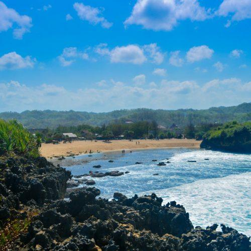 Liburan Pantai Sarangan Bareng Risma Al-Amin 2018 (part 1)