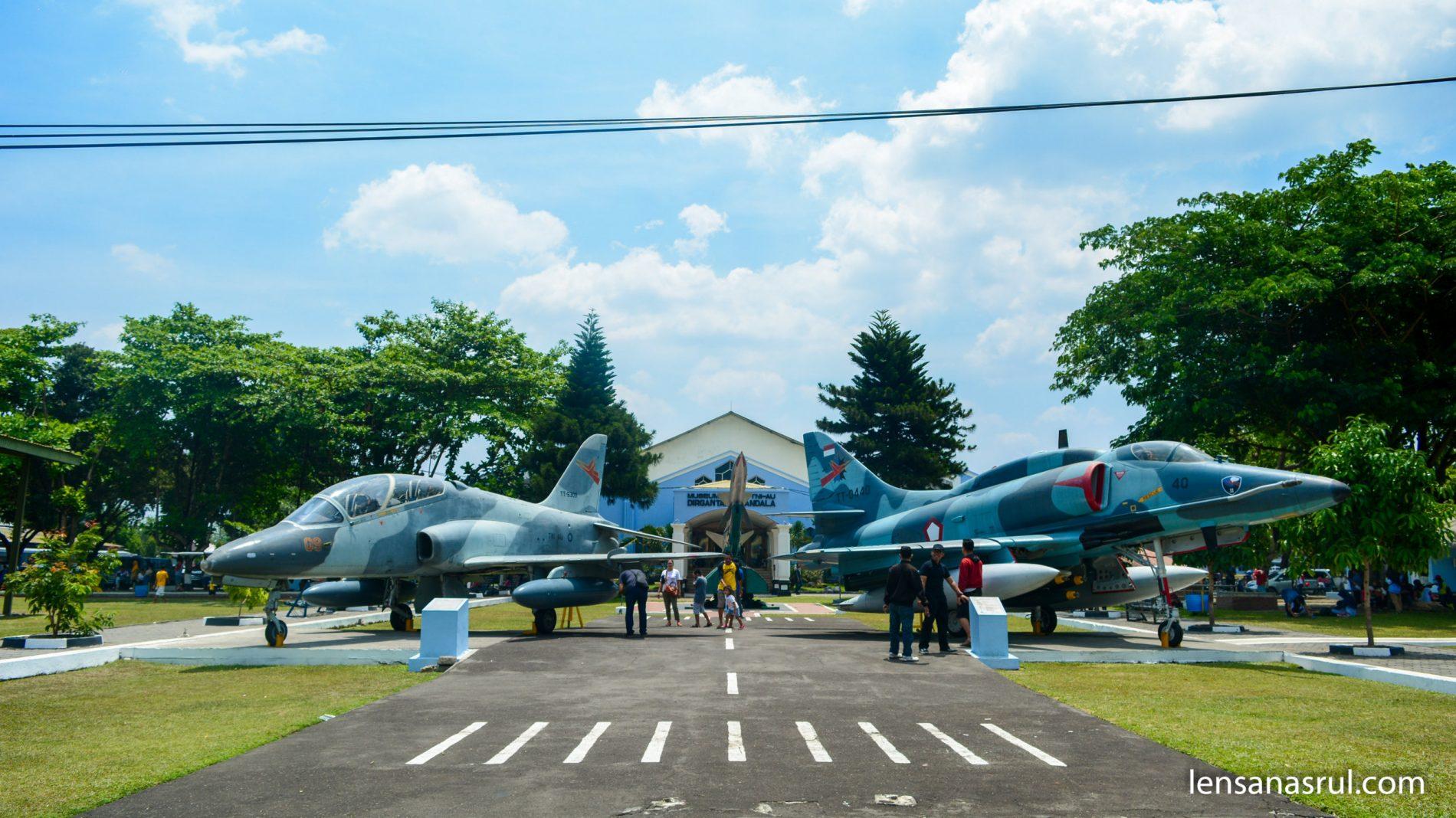 Ingin Lebih Kenal Sejarah TNI AU, Datang Ke Museum Dirgantara Yogyakarta